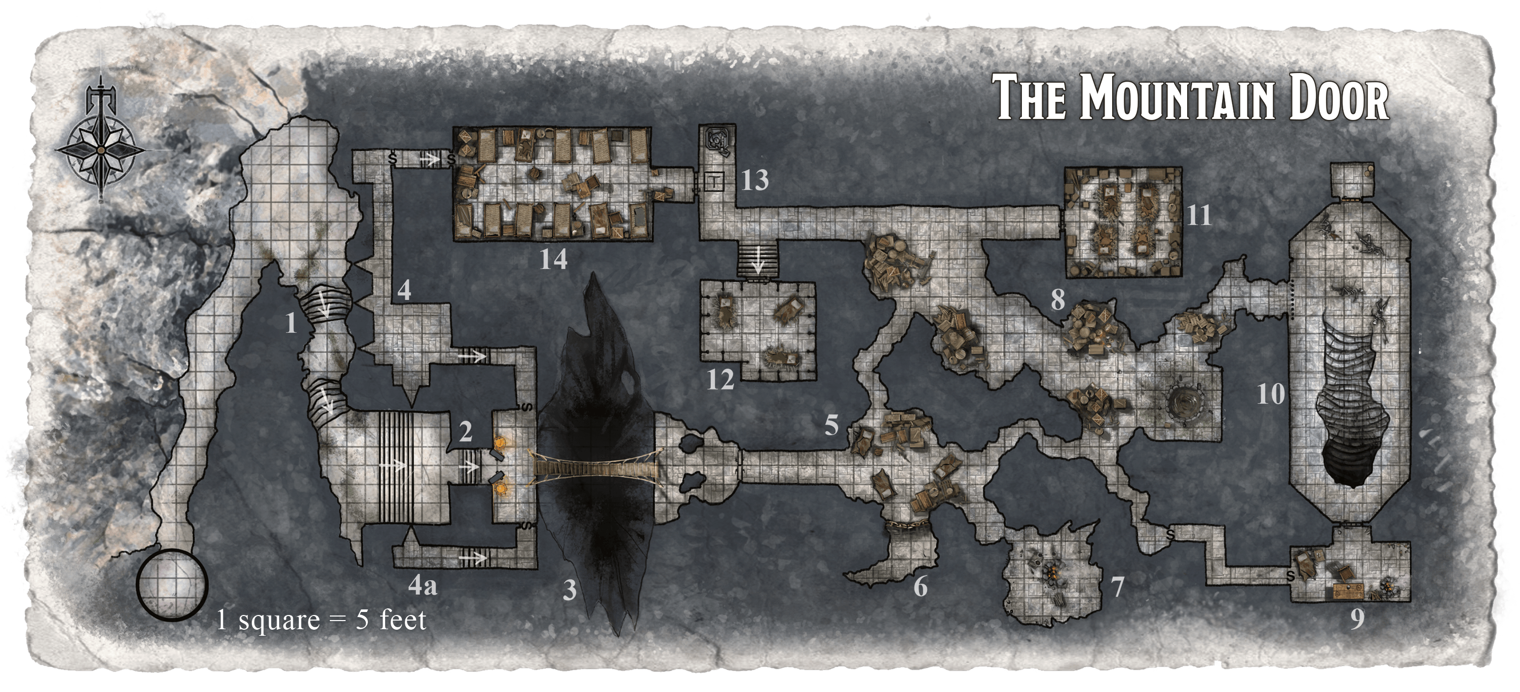 How to Tell a Story in Waterdeep: Dungeon of the Mad Mage