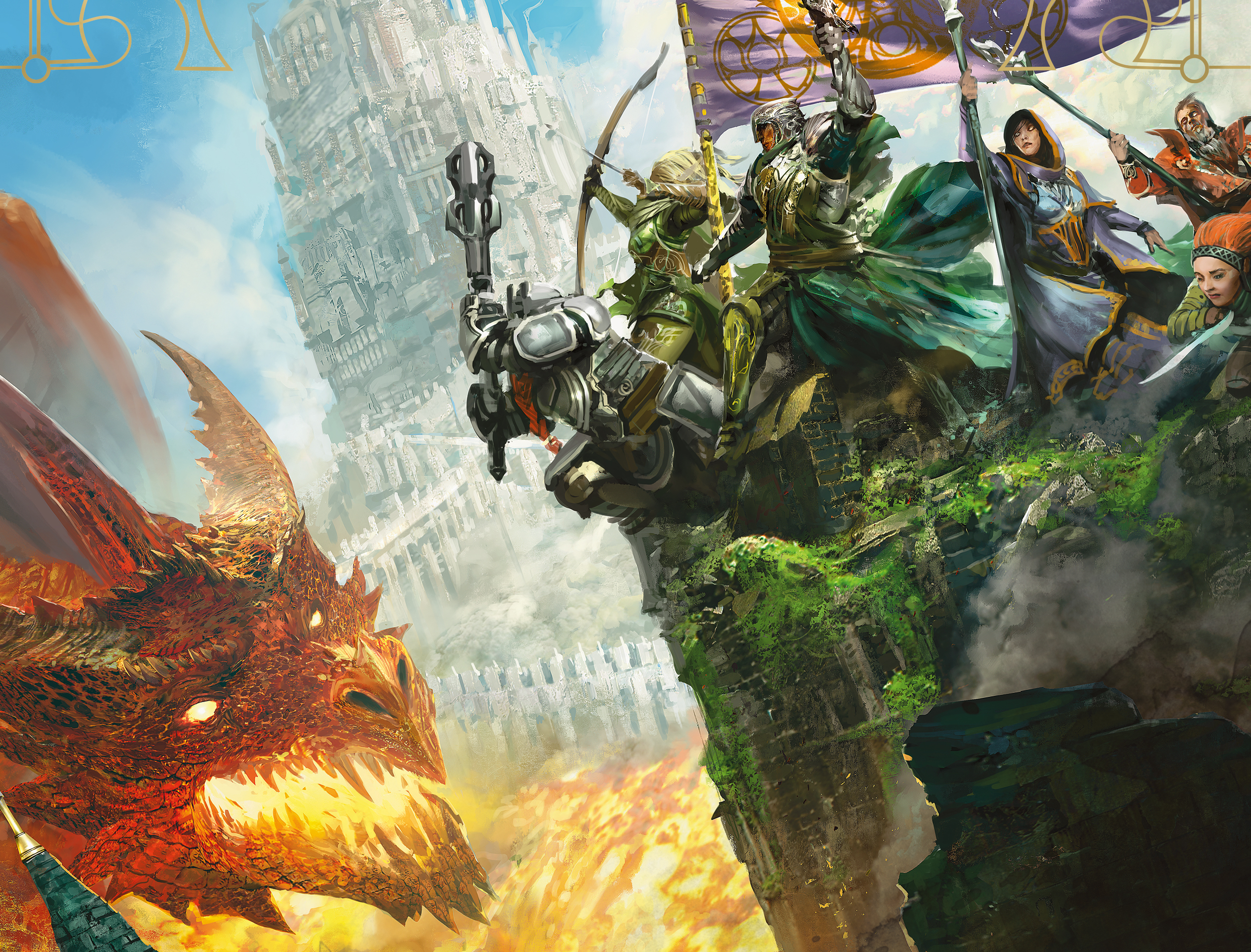 Basic Rules For Dungeons And Dragons D D Fifth Edition 5e D D