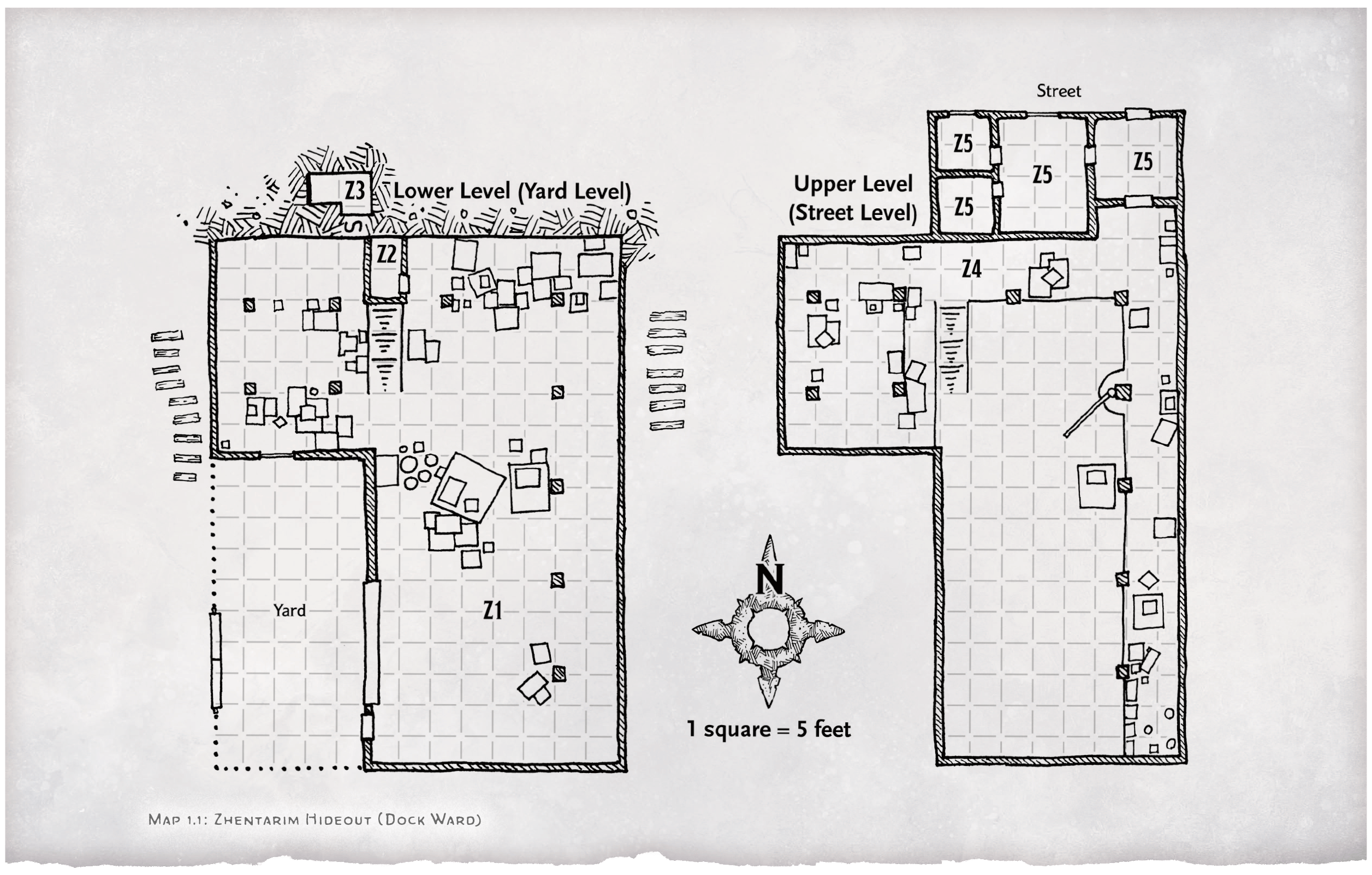 Waterdeep Dragon Heist Maps - General Discussion - D&D