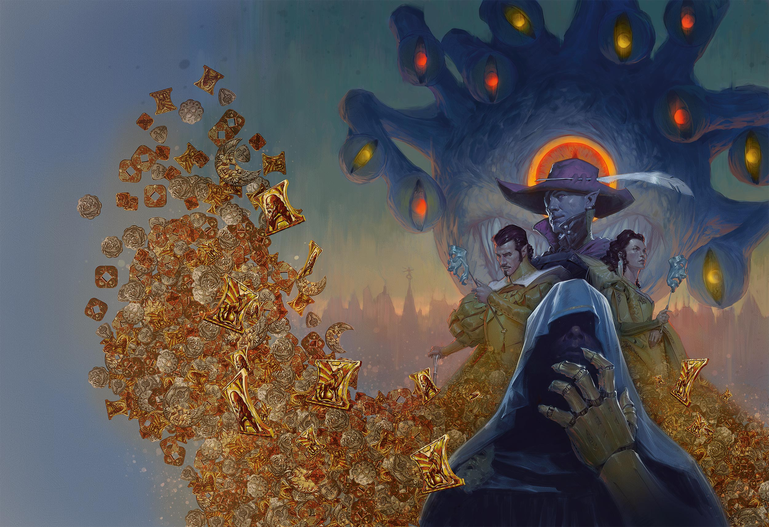 Waterdeep: Dragon Heist - Waterdeep: Dragon Heist - Sources - D&D Beyond