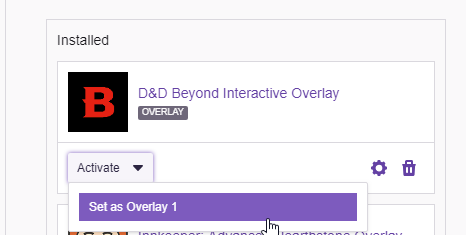 Mega-Thread] D&D Beyond Twitch Extension - Looking for