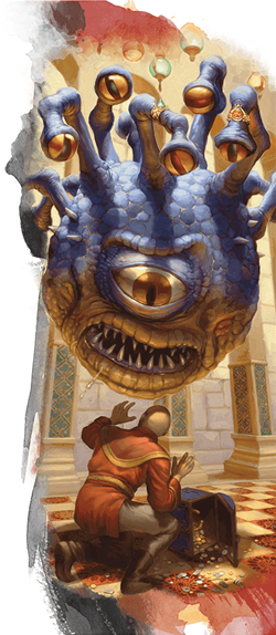 How to Play a Beholder like a Paranoid Mastermind - Posts