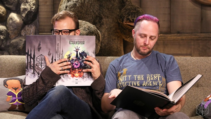 Critical Role Recap: Episode 41 - Posts - D&D Beyond