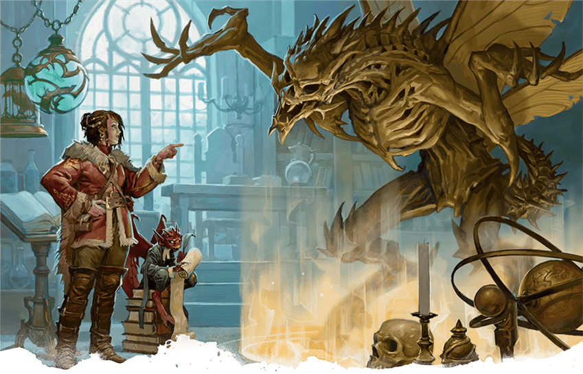 Warlock 101: A Beginner's Guide to Eldritch Might - Posts - D&D Beyond