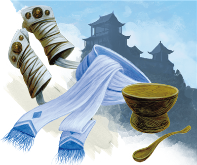 Monk 101 Way Of The Open Hand Posts D D Beyond If you hit with them, you deal slashing damage equal to 1d4. monk 101 way of the open hand posts