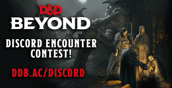 Discord D&D Encounter - Posts - D&D Beyond