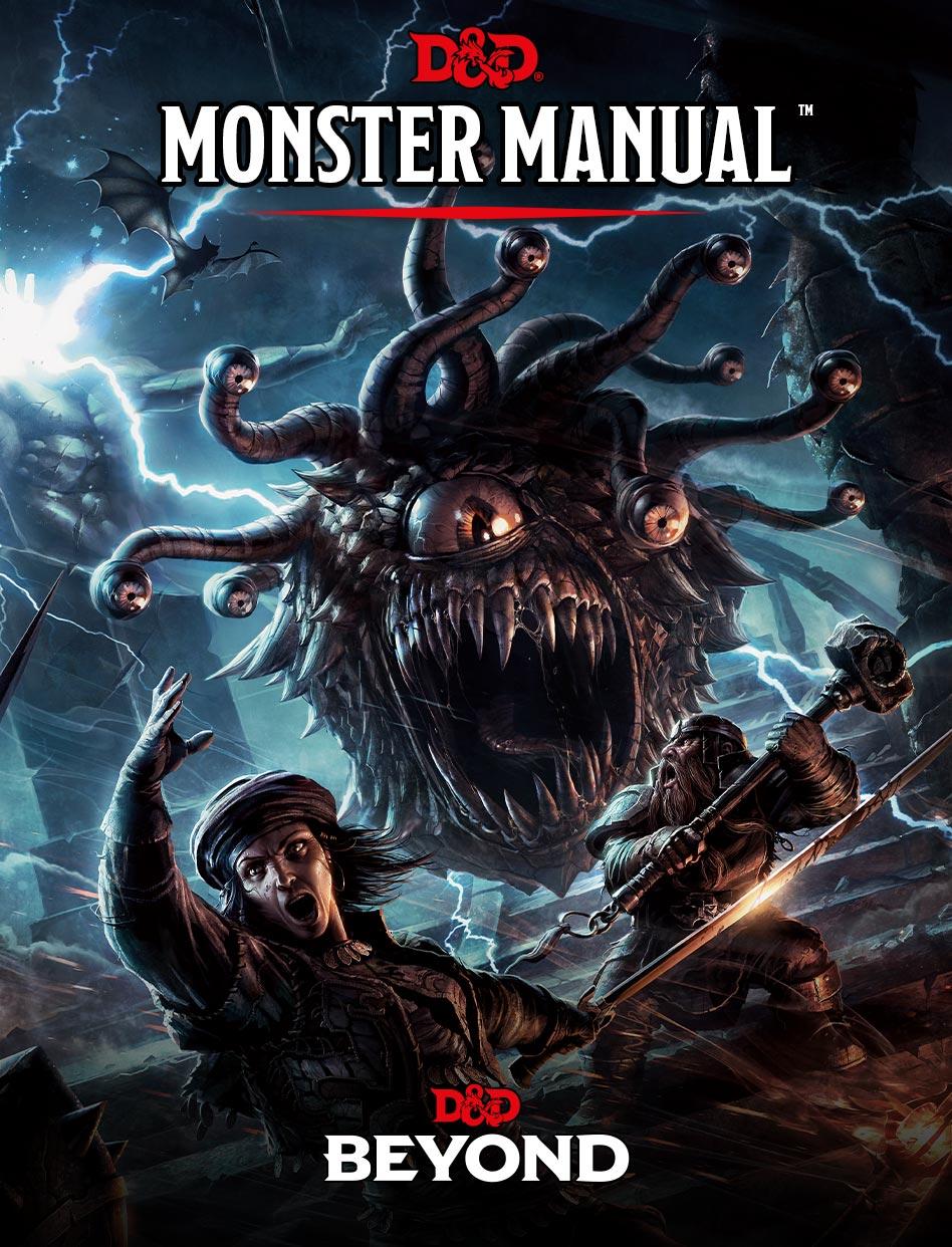 Monster Manual Sourcebooks Marketplace D D Beyond