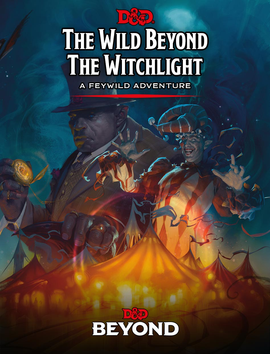 The Wild Beyond the Witchlight Cover Art