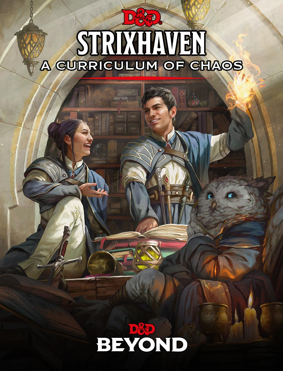 Strixhaven: A Curriculum of Chaos - Sourcebooks - Marketplace - D&D Beyond