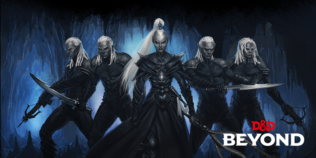 A Light in the Darkness: Playing a Drow Character - Posts - D&D Beyond