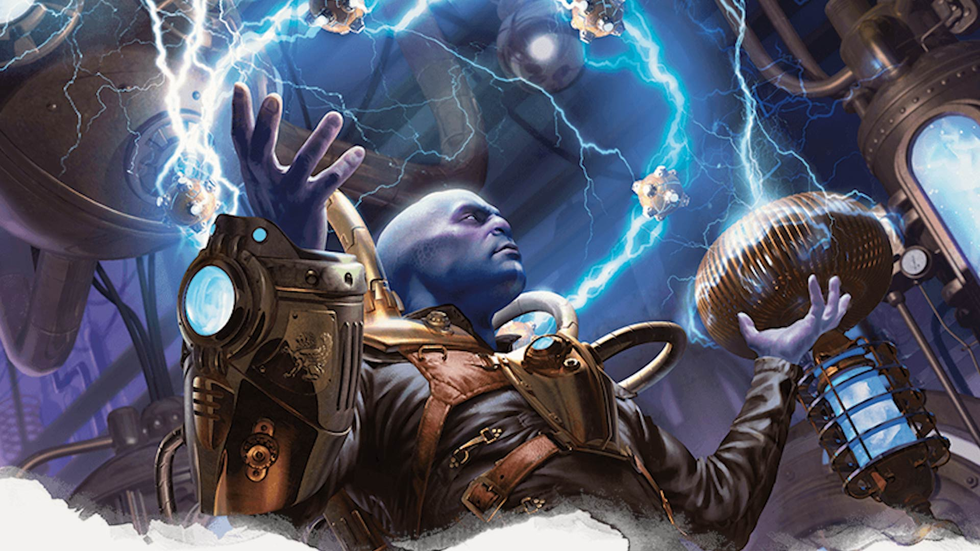 Izzet League in 'Guildmaster's Guide to Ravnica' - Posts - D&D Beyond