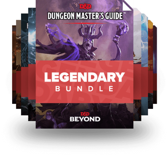 Legendary Bundle Art