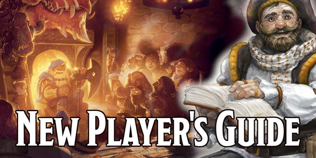 New Player's Guide: The Group That Games Together