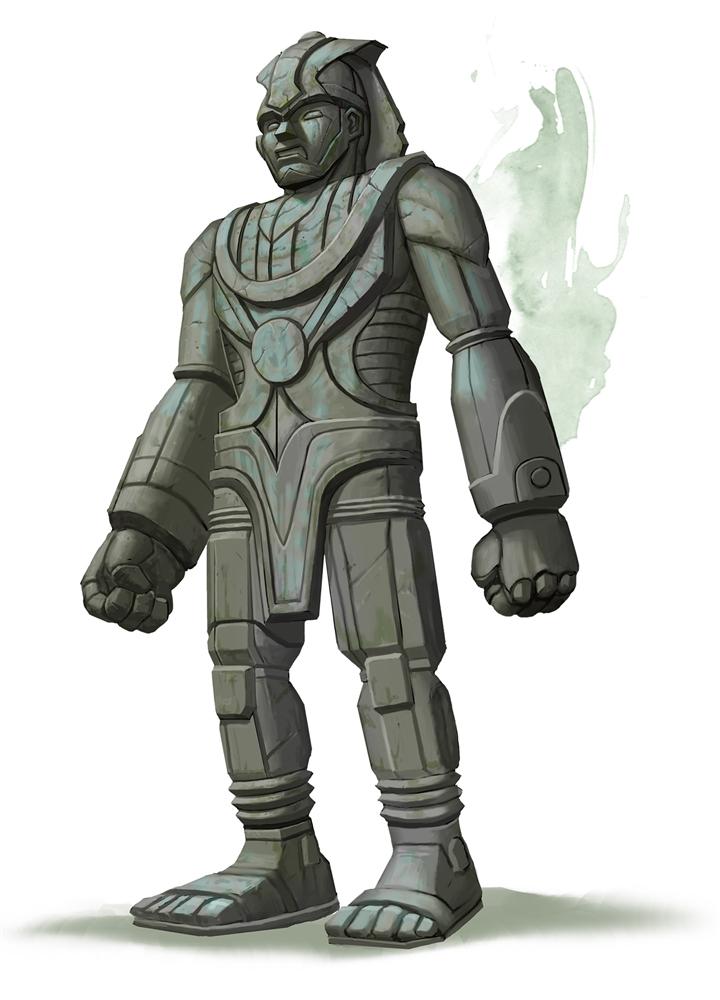 Stone Golem - Monsters - D&D Beyond