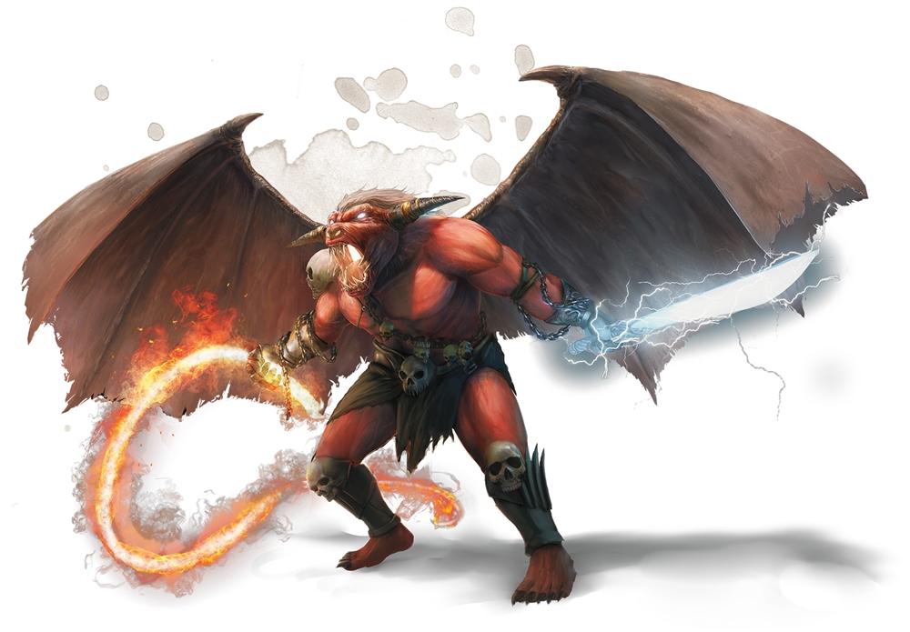 Balor - Monsters - D&D Beyond
