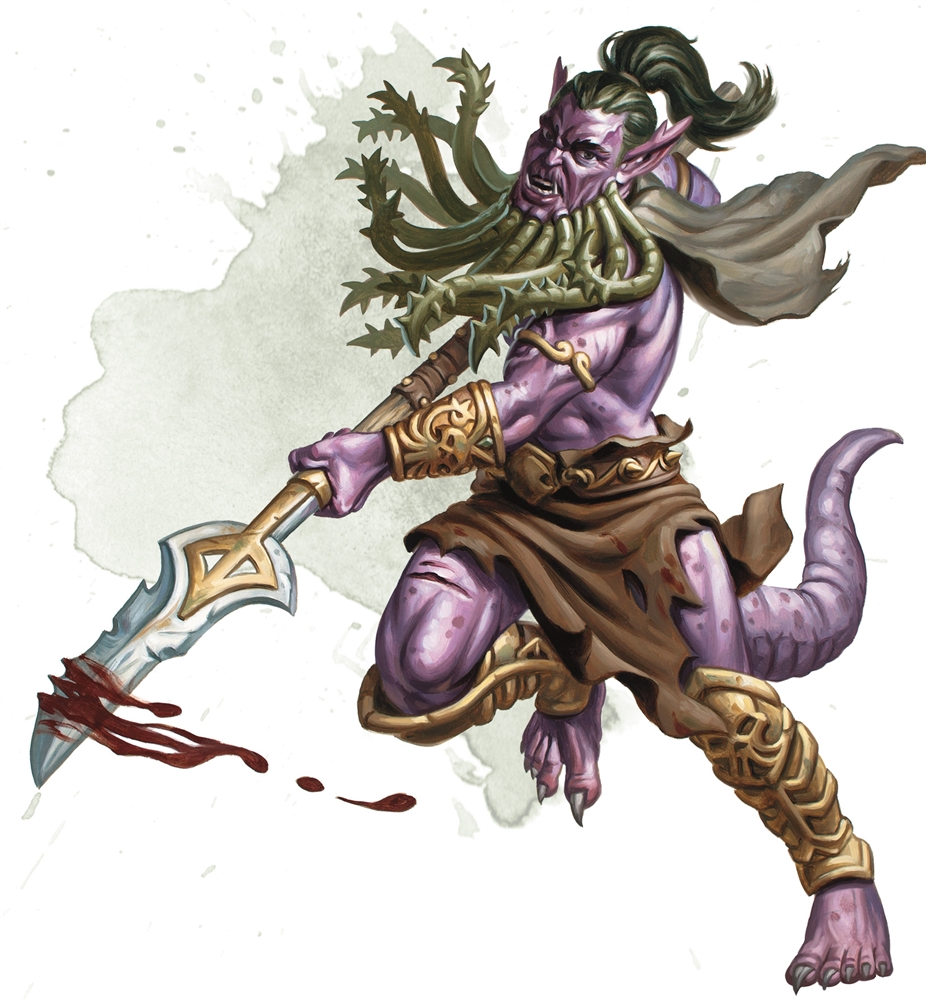 Bearded Devil - Monsters - D&D Beyond