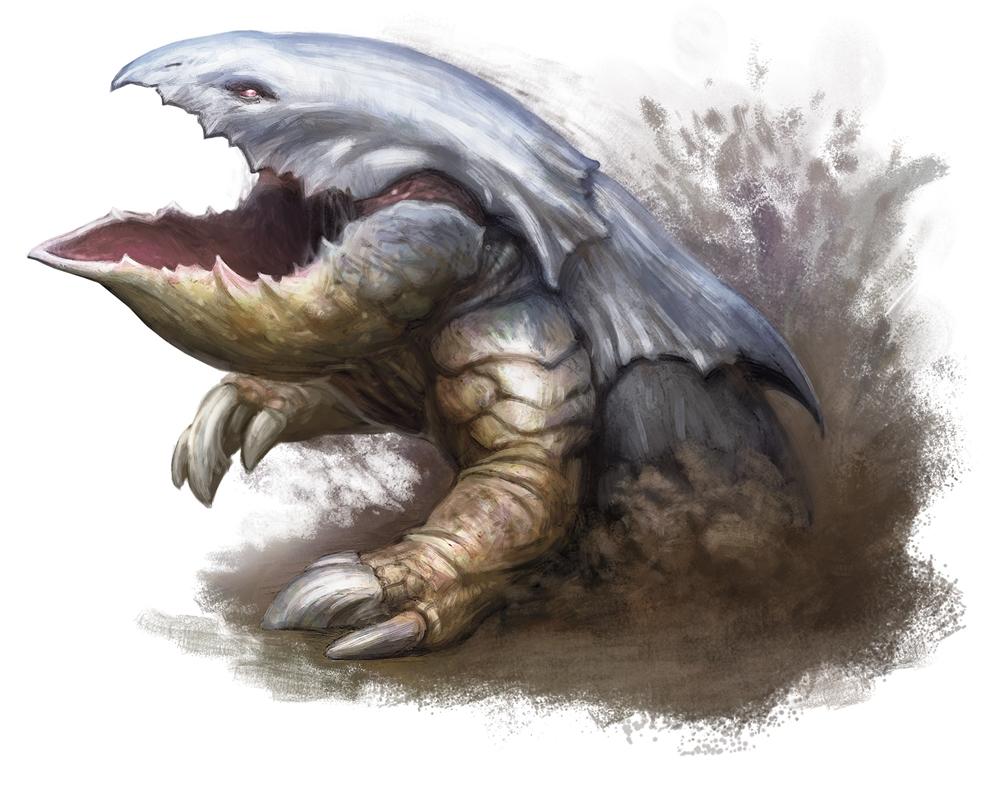 Bulette - Monsters - D&D Beyond