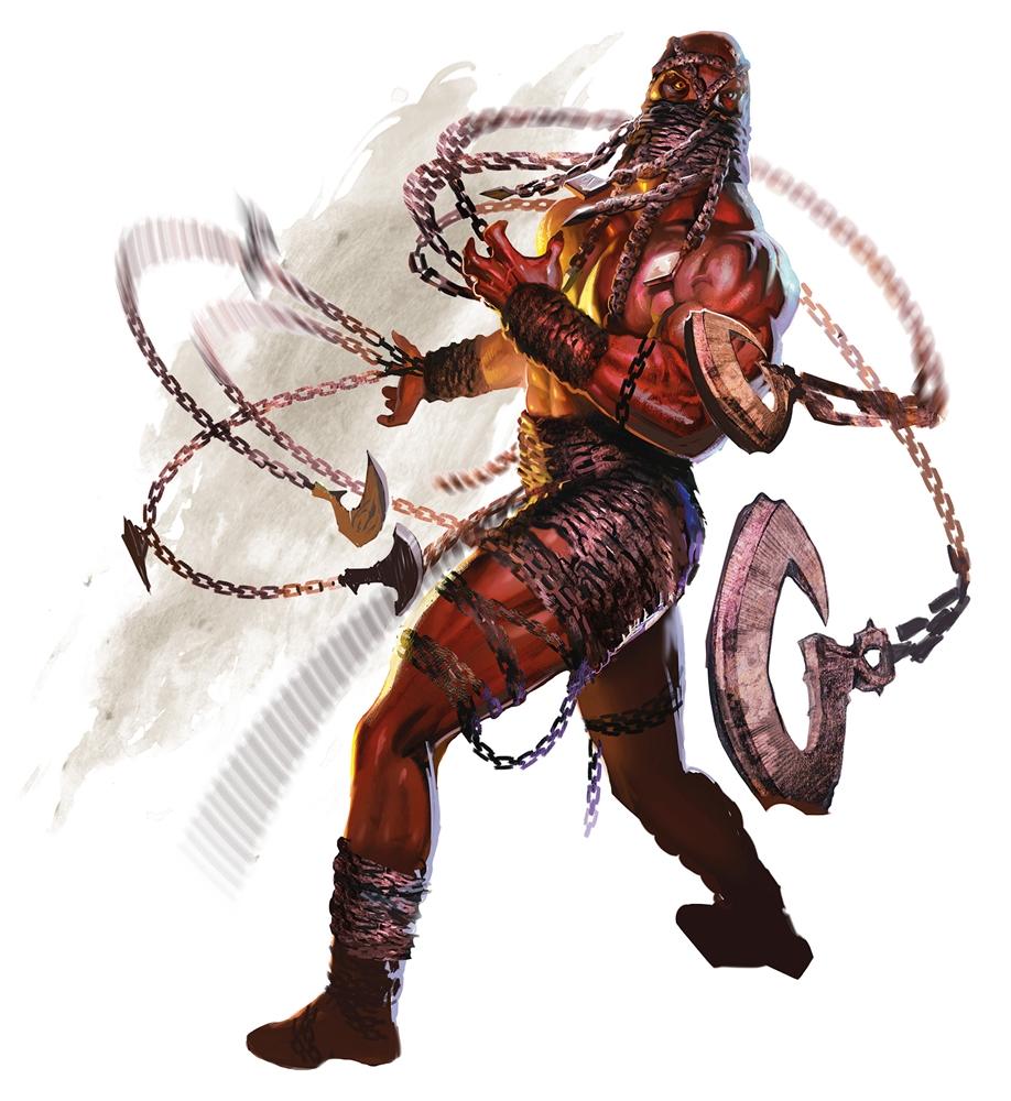 Chain Devil - Monsters - D&D Beyond