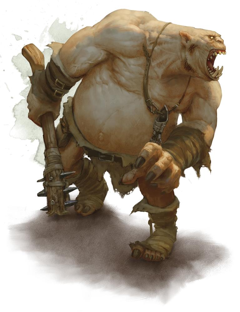 Ogre Monsters D D Beyond