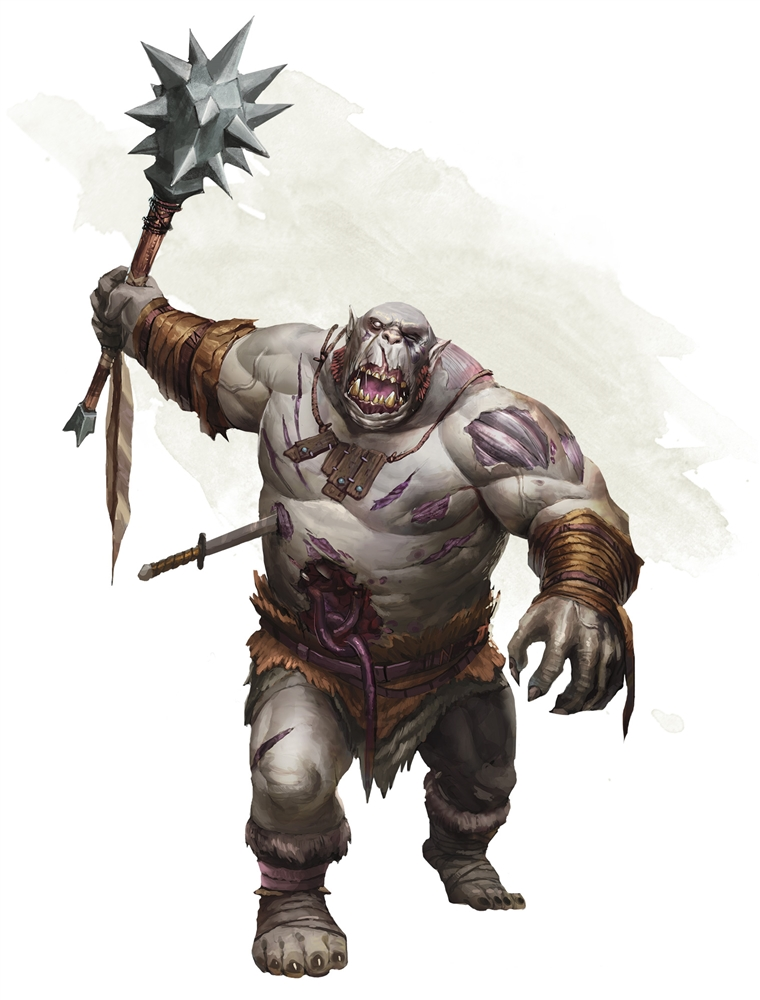 Ogre Zombie - Monsters - D&D Beyond