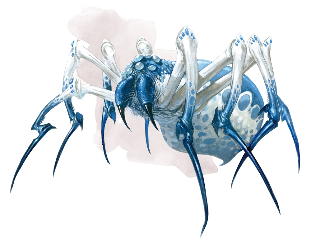 Phase Spider - Monsters - D&D Beyond