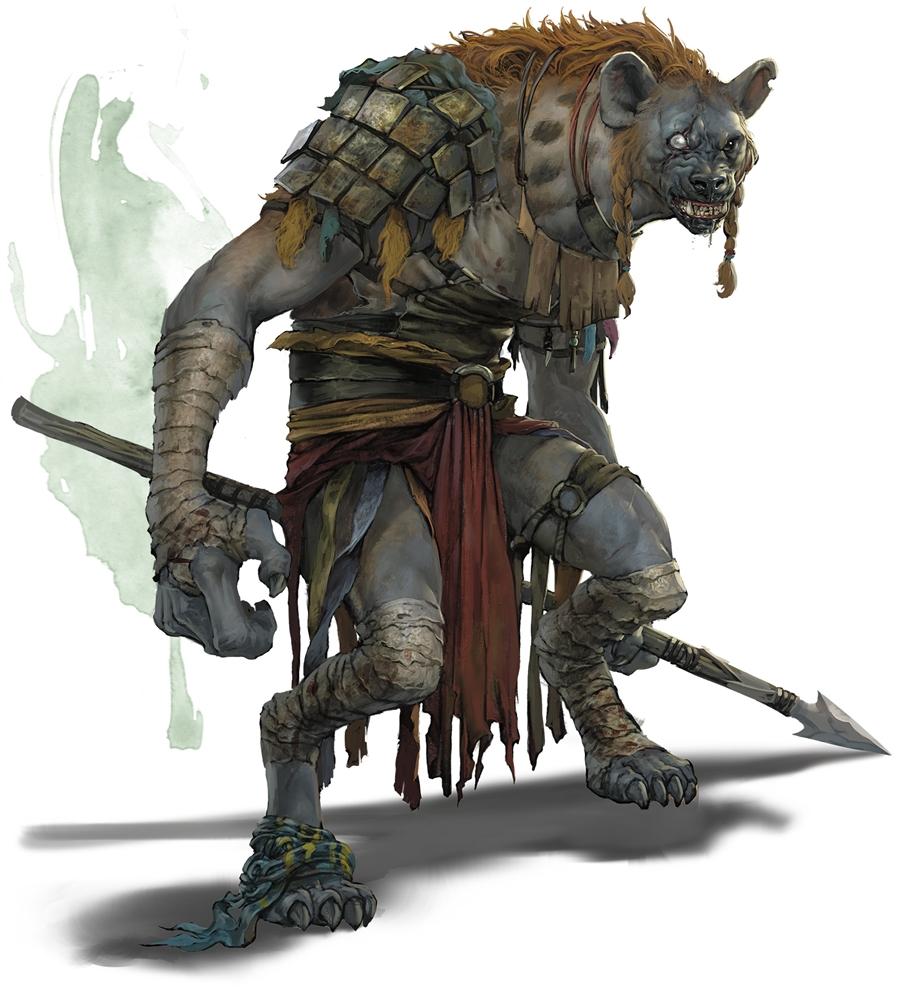 Gnoll - Monsters - D&D Beyond