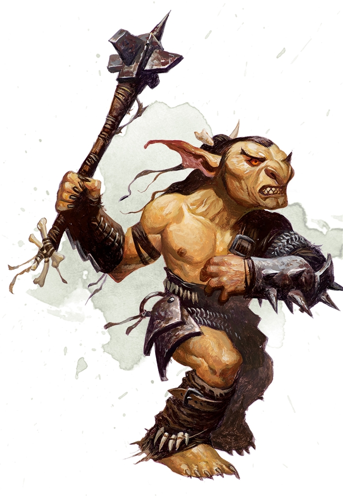 Goblin - Monsters - D&D Beyond