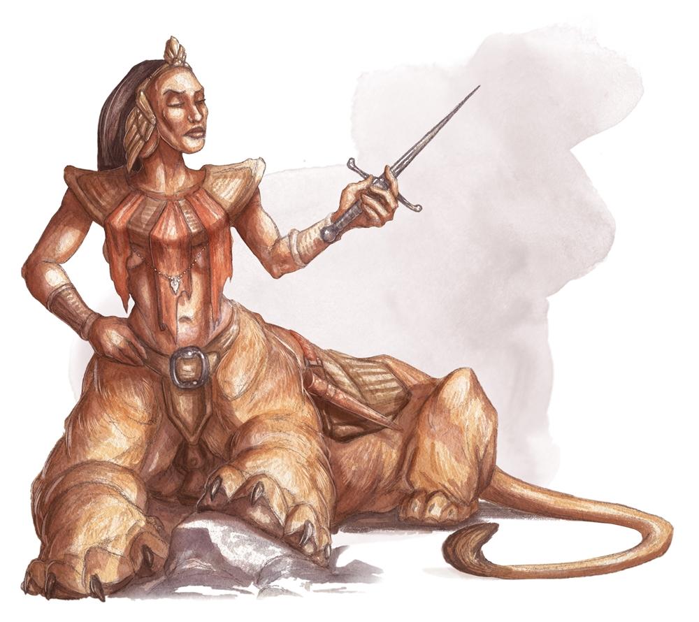 Lamia - Monsters - D&D Beyond