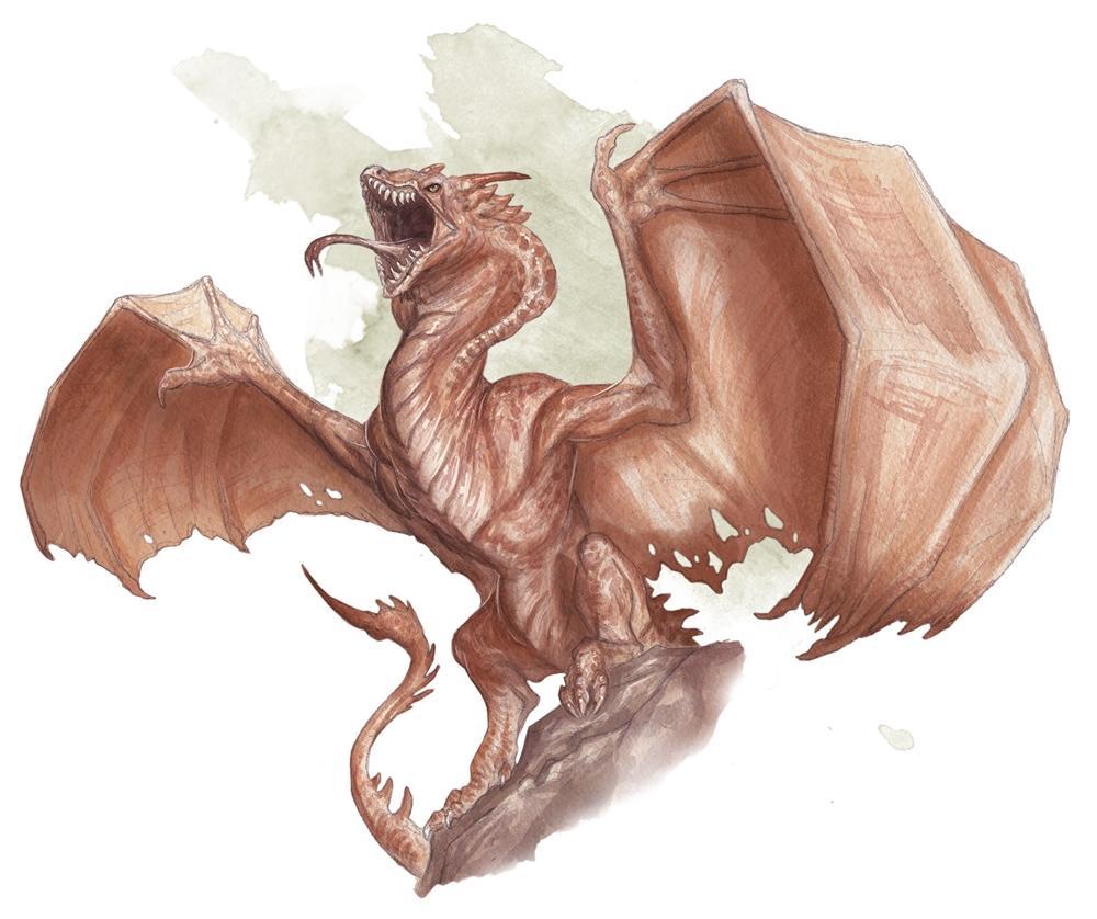 Wyvern Dragon: D&D Beyond