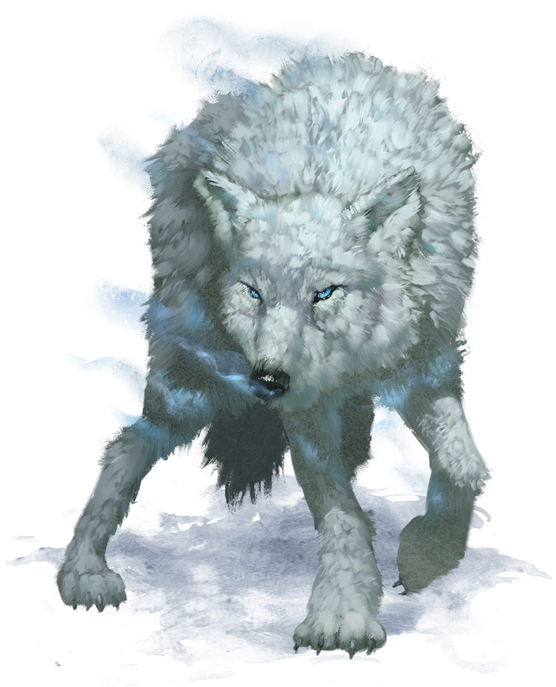 Image result for D&D guard wolf