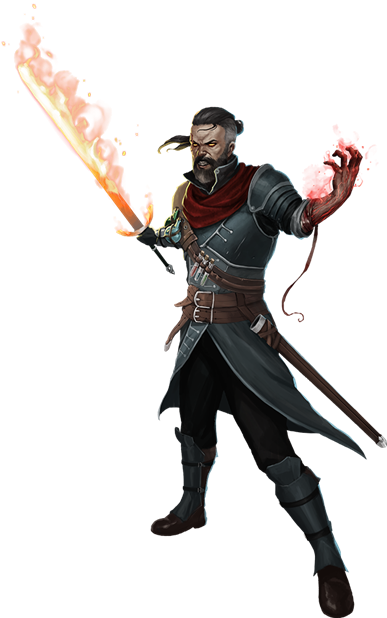 The Blood Hunter Class for Dungeons & Dragons (D&D) Fifth Edition