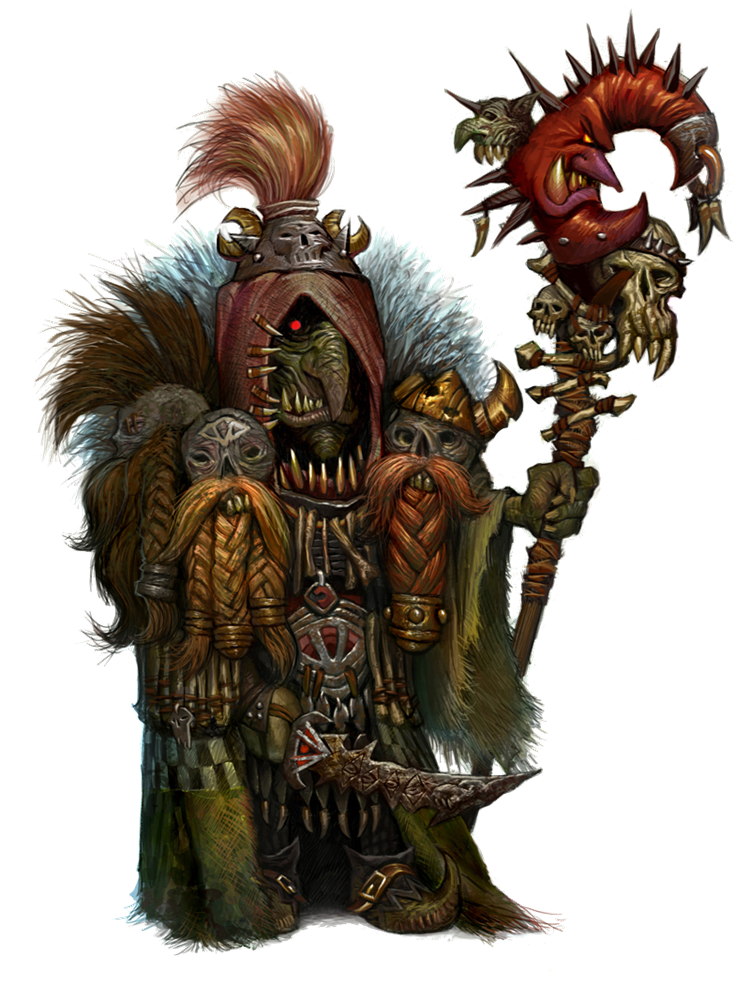 goblin witch doctor monsters homebrew d d beyond