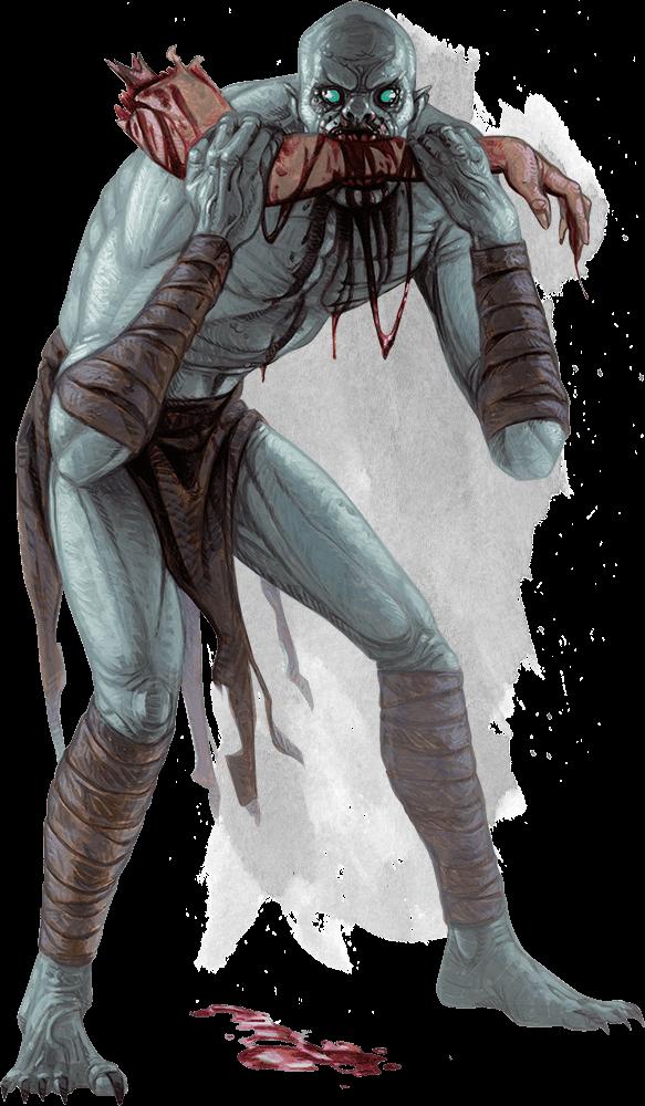 Ghoul - Monsters - D&D Beyond