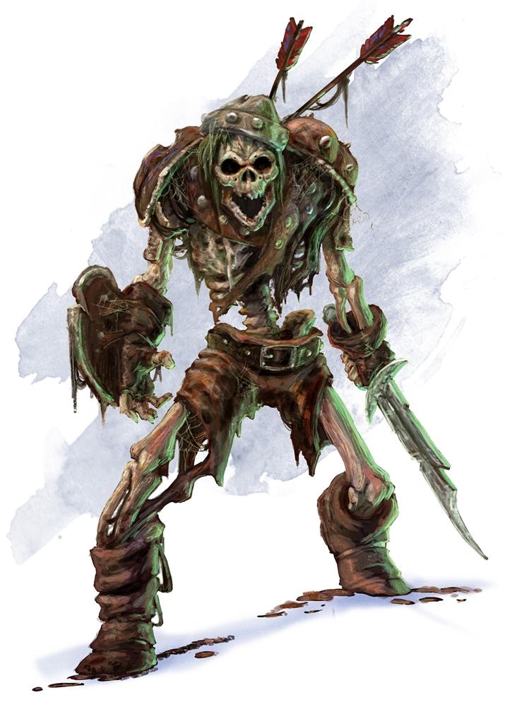 Skeleton - Monsters - D&D Beyond