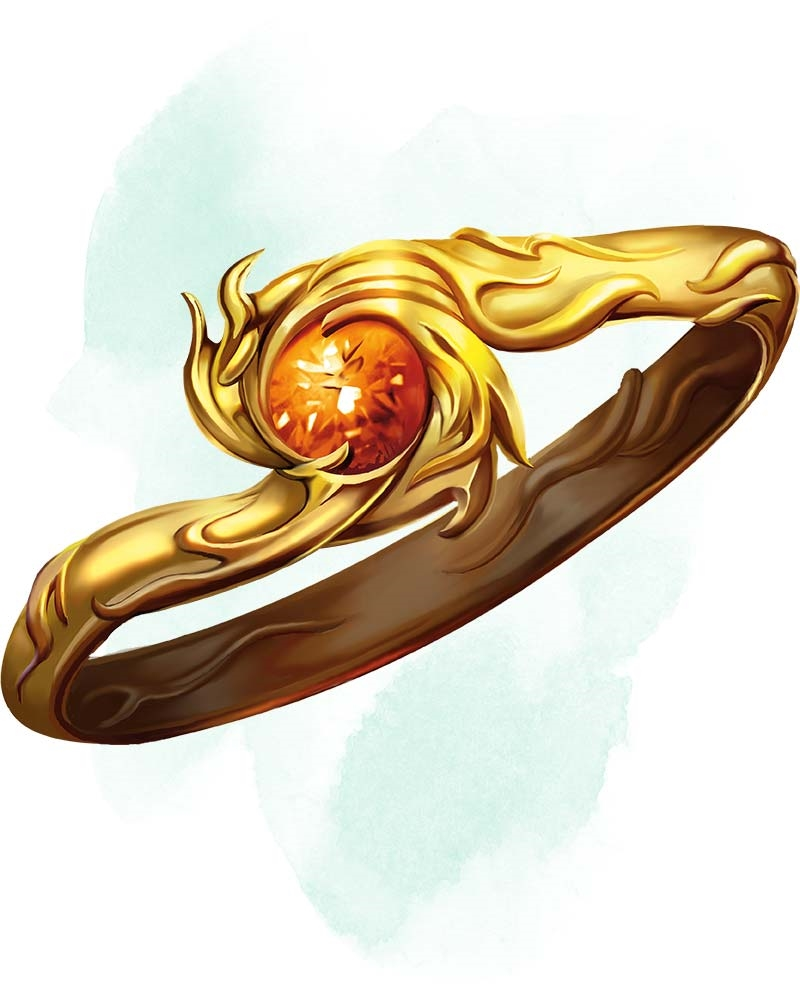 Ring Of Radiant Resistance
