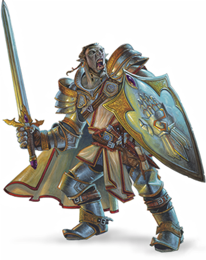 The Paladin Class for Dungeons & Dragons (D&D) Fifth Edition (5e