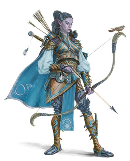 The Ranger Class For Dungeons Dragons Dd Fifth Edition 5e