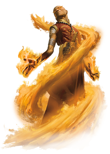 The Sorcerer Class for Dungeons & Dragons (D&D) Fifth