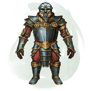 Armor of Invulnerability