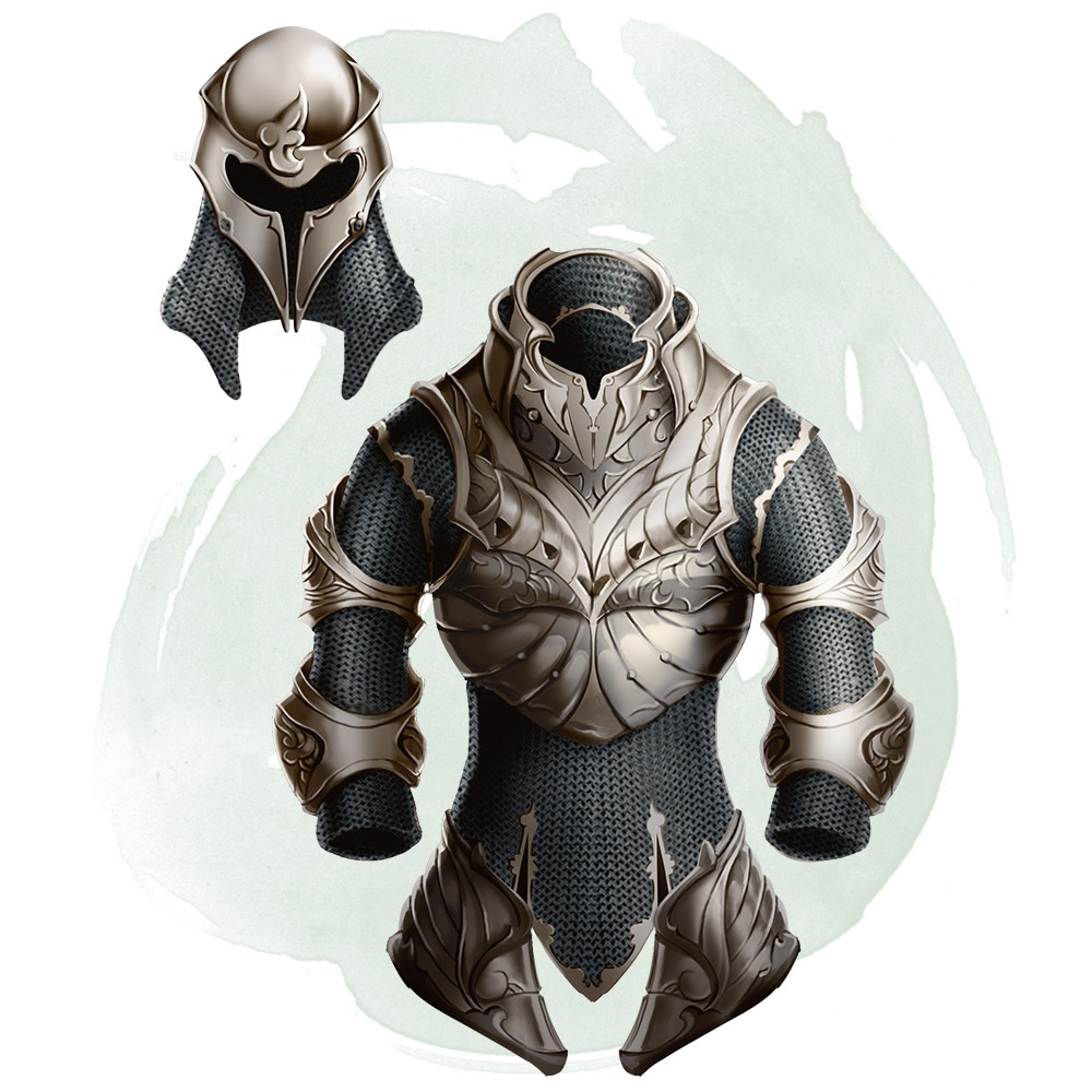 Armor of Resistance - Magic Items - D&D Beyond