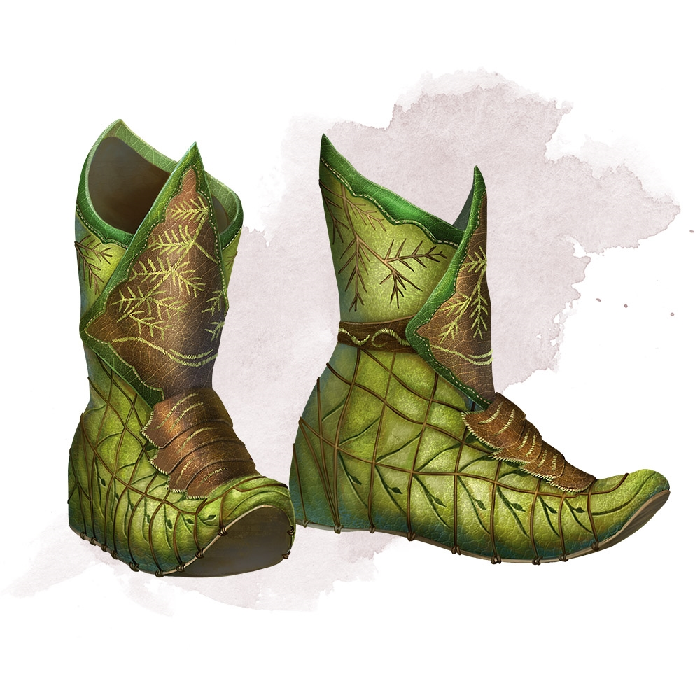 Boots of Elvenkind , Magic Items , D\u0026D Beyond