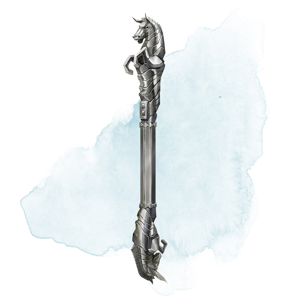 Immovable Rod - Magic Items - D&D Beyond