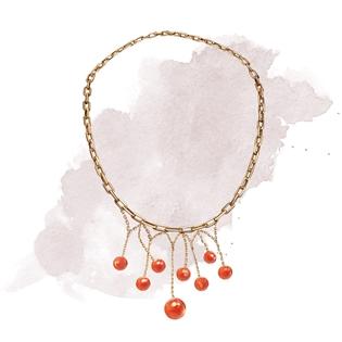 Necklace of Fireballs