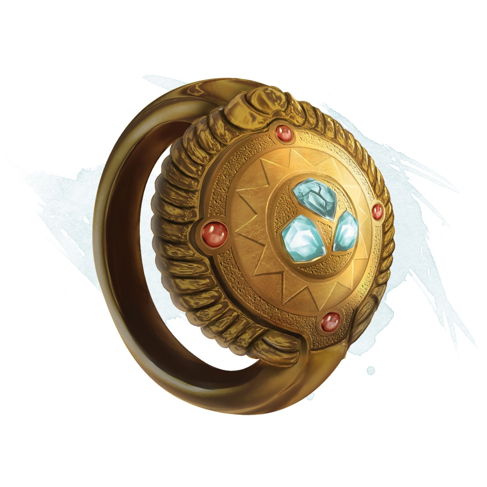 Ring of Three Wishes - Magic Items - D&D Beyond