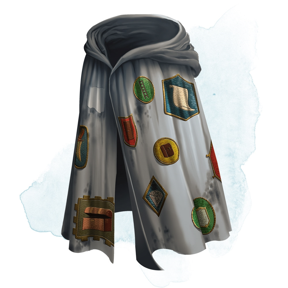 Robe of Useful Items | DnD5e.info | The 5th Edition System ... - photo#47