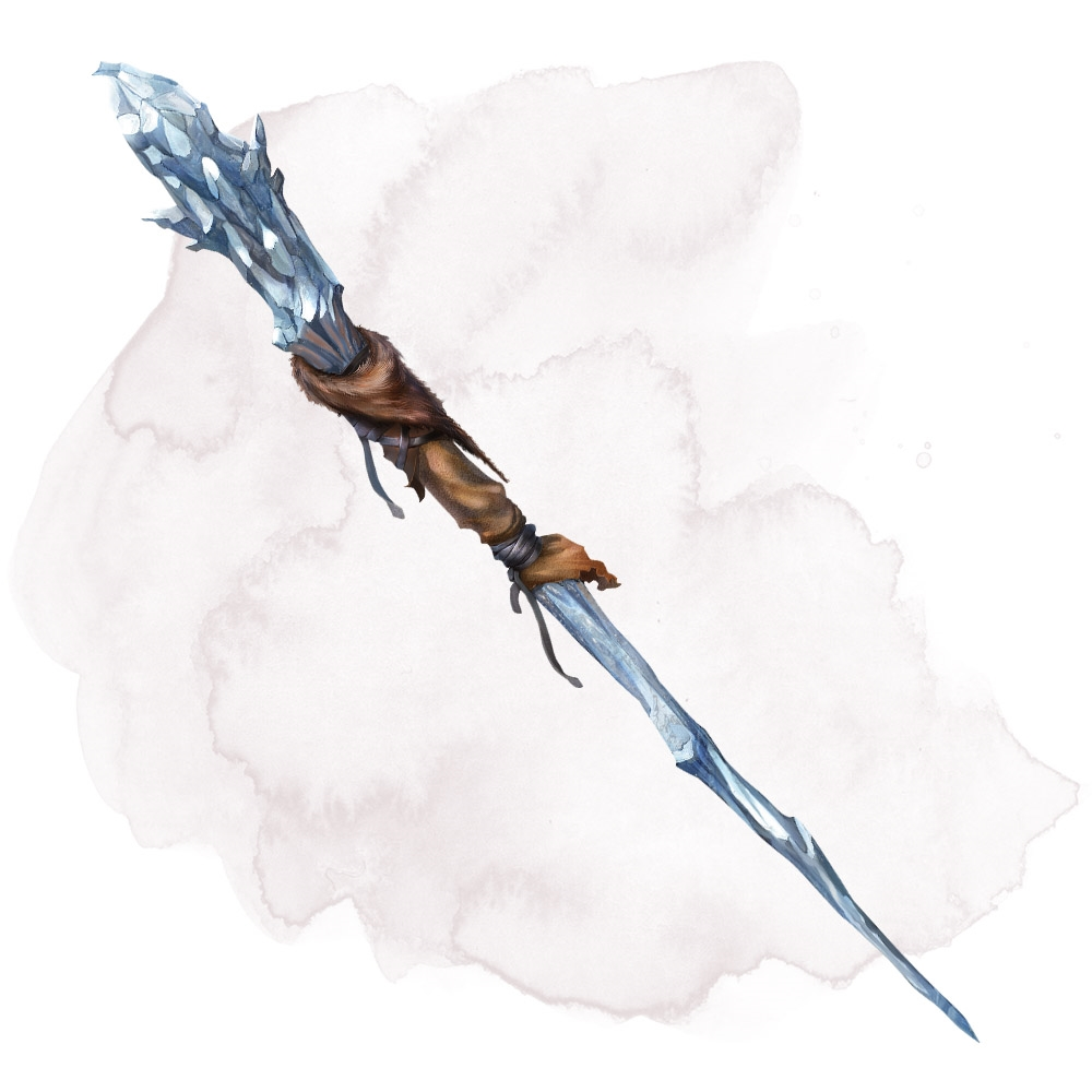Staff Of Frost Very Rare