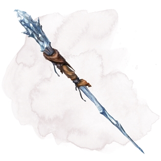 Staff of Frost