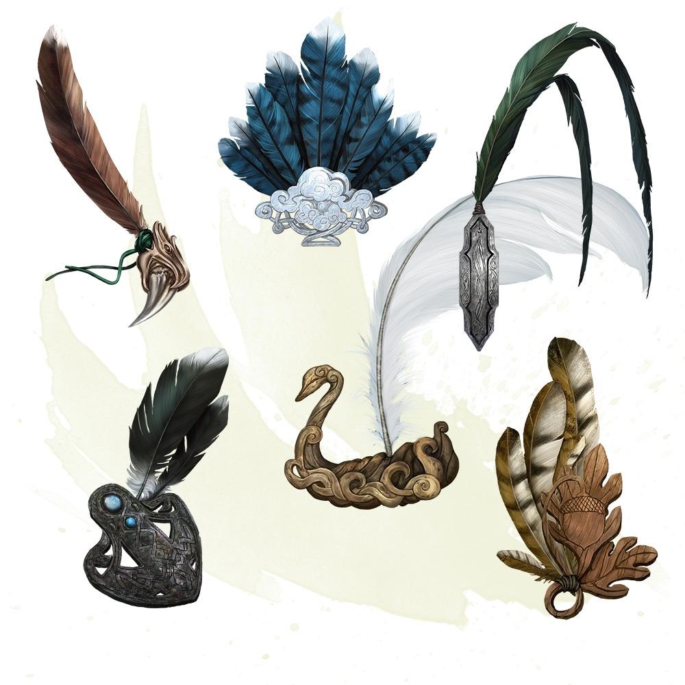 Feather Token - Magic Items - D&D Beyond