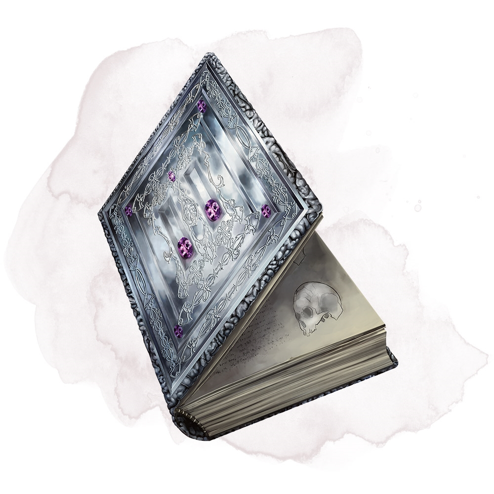 Tome of Clear Thought - Magic Items - D&D Beyond