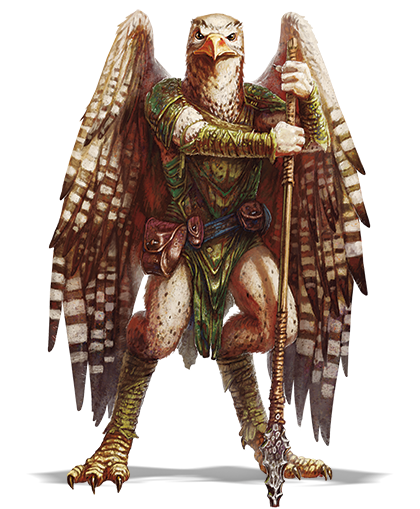 dnd 5e - Can an Aarakocra look like any bird? - Role-playing